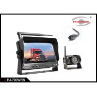 Buy cheap Bracket Mounting Wireless Reversing Camera Mirror Inbuilt Hi - Fi Speaker product