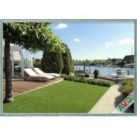 Buy cheap Commercial Urban Outdoor Artificial Grass For Hotel Landscaping Save Water from wholesalers
