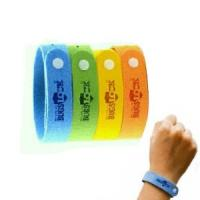 Buy cheap Natural no harm mosquito repellent bracelet from wholesalers