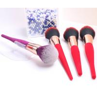 China Premium Synthetic Professional Makeup Brushes CNAS Assured With Roll Bag Packing on sale