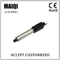 Buy cheap 6V/12V DC Mini Micro Robot Compact Linear Actuator from wholesalers