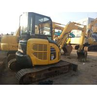 Buy cheap Original Japan Good Condition Used KOMATSU PC55MR-2 Small Excavator For Sale product