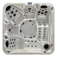Buy cheap Fiberglass Hydro Whirlpool SPA for Family and Friends product