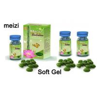 Buy cheap Meizi Evolution Botanical Soft Gel Capsules 100% natural hebal Weight Loss Supplements from wholesalers