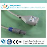 Buy cheap Creative ecg cable, Creative ecg trunk cable, lemo 6 pins product