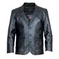Buy cheap S M L XL XXL Repellence lamb skin Fleece Lined 100% Leather down casual Jackets product