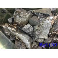 Buy cheap Casting Silicon 50% MgSi Alloy Ingot Magnesium Master Alloy from wholesalers