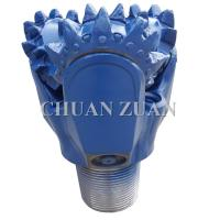 Buy cheap Roll Forged Tricone Roller Bit 12 1/4 Inch 6 5/8 API REG Thread Connection from wholesalers