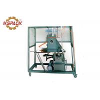 Buy cheap Semi Auto Strapping Machine Flexible Operation Black Color 145kg Weight from wholesalers