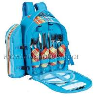 Buy cheap picnic backpack for 4 person,insulated cooler bag for picnic,lunch,beach,basket,can cooler bag from wholesalers