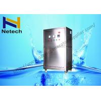 Buy cheap 2T O3 Water Ozone Generator Water Washing Machine For Agriculture / Swimming Pool from wholesalers