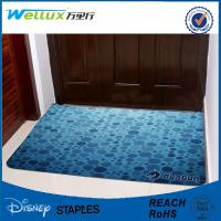 Buy cheap Bathroom Personalized Door Mat Commercial Kitchen Mats With Logo Printed from wholesalers