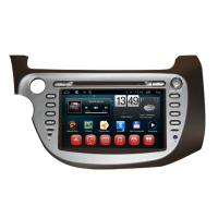 Buy cheap Car Central Multimedia Honda Navigation System Fit With 3G Wifi Dual Core Touch Screen from wholesalers