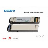 China 80KM 1550nm SM XFP 10g Optical Transceiver for sale