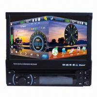 Buy cheap 7 3D In-dash Multimedia Player, Detachable Panels/SD/USB/iPod/Subwoofer/PIP, Most Popular, Strong  from wholesalers