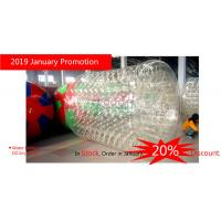 Buy cheap Infaltable Roller Ball , Inflatable Bumper Ball For Sale , Water Ball from wholesalers