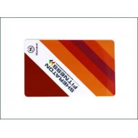 PVC Blank RFID Smart Card 4C Offset Printing Durable For Access Control