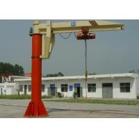 Buy cheap 0.5 T ~20 T Cantilever Slewing Jib Crane With Swivel 360 Degree For Warehouse from wholesalers