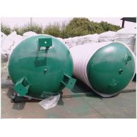 Buy cheap 7560 Gallon Ingersoll Rand Air Compressor Storage Tank With Inspection Hole product