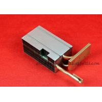 Buy cheap Small Power Aluminum Fin 3pcs Copper Pipe Heat Sink For Projector from wholesalers