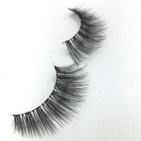 Buy cheap Real Siberian 3D Mink Lashes Individual Mink Lash Extensions Natural Style product