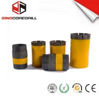 Buy cheap Single Tube T2- 46 T2-76 T2 - 86 T2-101 Abrasive Hard Rock Used Diamond Drill Bits from wholesalers