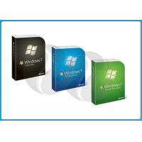 100% Original Windows 7 Professional Full Retail Version 32 & 64 Bit With Retail Box