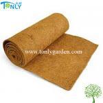 Buy cheap Natural Coconut Fiber Roll Mat, Coco Liner Bulk Mat,Non Slip ice carpet from wholesalers