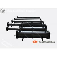 Buy cheap Customized Pure Titanium Marine Heat Exchanger Shell Tube Corrosion Resistant from wholesalers