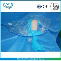 Buy cheap manufactory disposable sterile surgical knee arthroscopy drape from wholesalers
