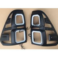 Buy cheap Black 4x4 Body Kits / Car Tail Light Cover With LED For Toyota Hilux Revo Sr5 15 - 17 from wholesalers
