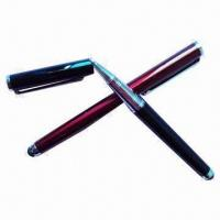Buy cheap Aluminum Stylus Pens, Suitable for iPad, iPod Touch, iPhone and other Capacitive Touch Screen from wholesalers