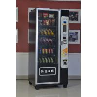 Buy cheap Combo Drink And Snack Vending Machines Selling asparagus / juice / peanut from wholesalers