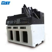 Buy cheap Electronic Currency Sorter Counter Machine With LED Display , 1000piece / min from wholesalers