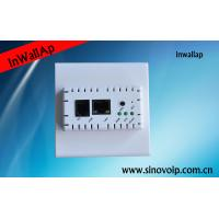 Buy cheap Wireless access point wifi inwall ap from wholesalers