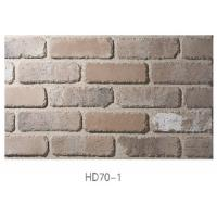 HD701 Building Wall Material Handmade Thin Veneer Brick Indoor With High Strength