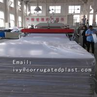 Buy cheap Plastic Corrugated Sheets fire retardant floor protection sheet from wholesalers