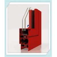 High Prformance Aluminium Extrusion Profiles For The WindowsPrecise Cutting