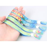 Buy cheap Professional factory direct sale custom printing wristbands from wholesalers