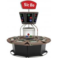 Buy cheap 8 Players Electronic Video Slot Machines Roulette Game Machine Mystery Jackpot System from wholesalers