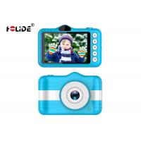 Buy cheap Best Christmas Gift Kids Cartoon Digital Camera Cute Children Toys Video Camera from wholesalers