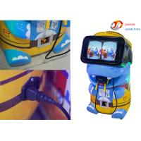 Buy cheap Voltage Virtual Reality Arcade Machines / Roller Coaster Arcade Machine from wholesalers