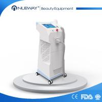 Buy cheap FDA CE approved 80% customers beauty salon used 808nm diode laser hair removal machine with super strong cooling system from wholesalers
