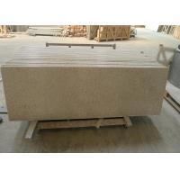 Yellow Granite Stone Tiles 2700kg / M³ Granite Density 20 / 30mm Thick