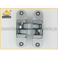 Buy cheap Zinc Alloy 3D Adjustable Invisible Door Hinges Hardware 180 Degree from wholesalers