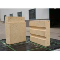 Buy cheap Laddle Lining Heat Resistant Fire Bricks Alumina - Silicate Refractory Material from wholesalers
