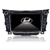Buy cheap Bluetooth Audio Hyundai I30 DVD Player Support Phone book and MP3 Player Function from wholesalers