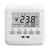 Buy cheap New Digital Thermostat Weekly Programmable 16A Floor Heating Thermostat Room Temperature Controller Thermometer from wholesalers