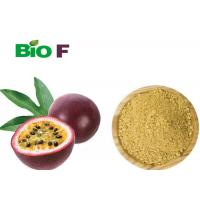 Buy cheap Yellow Nutrition Passion Fruit Juice Powder For Insomnia Sleep Disorders from wholesalers