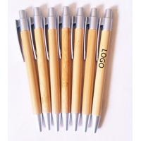 Buy cheap Bamboo Pens China promotional production from wholesalers